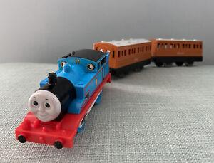Tomy Trackmaster Original Thomas Annie And Clarabel Motorised Train Engine