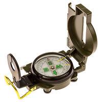 Kompass Taschenkompass Marschkompass Peil Bundeswehr  Army compass NEU