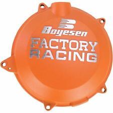Boyesen Factory Clutch Cover Orange For KTM 125 150 SX TC 125 2016-2017 CC-41AO