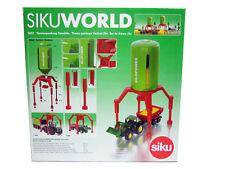 SIKU WORLD 1:32+1:50 ACCESSORI IN PLASTICA SILO VERTICALE ART 5602