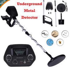 "MD-4030 6.5"" Waterproof Underground Metal Detector Gold Treasure Hunter Detector"