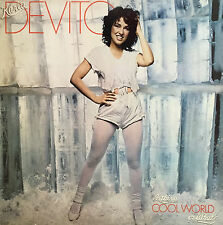 KARLA DEVITO Is This A Cool World Or What? LP with Inner sleeve. 1981