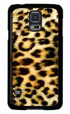 Leopard print Pattern Tiger Case Cover for Samsung galaxy S3 S4 S5 Note 2 3 4
