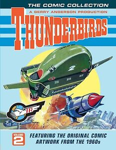 THUNDERBIRDS POSTER  (A3 - 420X297MM) + A FREE SURPRISE A3 POSTER (2)
