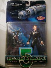 Susan Ivanova with Starfury Babylon 5 Action figure