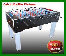 Calcio Balilla PLUTONE vetro temperato - NG BILIARDI - CALCETTO - BILIARDINO- NU