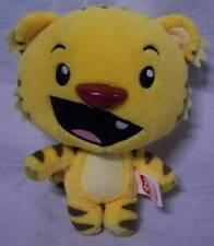 """TY Ni Hao Ki Lan RINTOO THE YELLOW TIGER 6"""" Plush STUFFED ANIMAL Toy"""