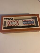 Tyco Ralston Purina Co. Billboard Reefer Box Car, HO Scale Railroad w/Box #355E