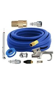 Campbell Hausfeld 10 Piece Air Hose Inflation Kit Air Compressor , open box