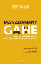 MANAGEMENT GAME - ISABELLE ET FREDERIC REY MILLET