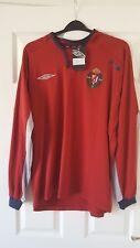 Mens Football Shirt - Real Valladolid - Umbro - Spain - Training 2003-2005 BNWT