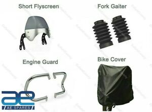 Fits Royal Enfield GT Continental 650cc Accessories Combo Pack ECs