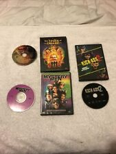 New listing Lot Of 3 Movies: The Master Of Disguise,Mystery Men,Kick-Ass 2 Dvds