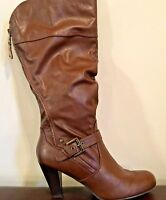 Guess Brown Boots Size 9M