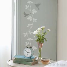 Stratford Birds in Flight Reusable Wall Stencil Home Decor DIY Crafts 10121