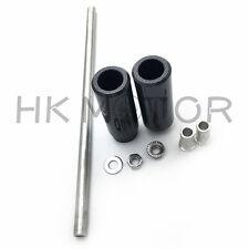 No Cut Carbon Fiber Frame Slider for Suzuki SV650/SV1000/DL650/DL1000 All Years