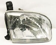 RH Passenger Headlight Head Light Lamp 01-04 Toyota Sequoia Tundra - Genuine