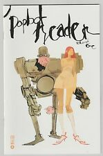 POPBOT READER VOLUME ONE  IDW VF/NM ASHLEY WOOD SAM KEITH MORE 2005  1ST PRINT