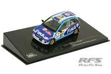 1:43 subaru vivio rx-r-équipe FINA rallye-Barth-rallye monte carlo 1999