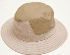 Kangol M Coated Linen Engineer Siren Hat Made in Italy Rare