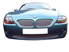 BMW Z4 Front Grille Set - Silver finish (2003 to 2006)