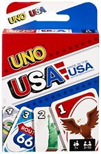 108 UNO Playing Cards Game For Family Friend Travel Instruction Fun USA