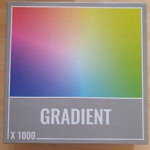 1000 Piece Poster Puzzles Gradient Jigsaw Puzzle.