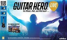 Activision Video Game Guitars