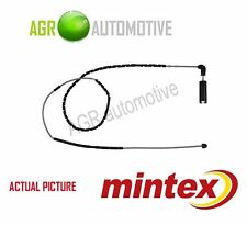 MINTEX REAR BRAKE PAD WEAR SENSOR WARNING INDICATOR GENUINE QUALITY - MWI0433