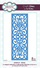 Creative Expressions - STRIPLET - REAL CED1608 de Sue Wilson Striplets Troqueles