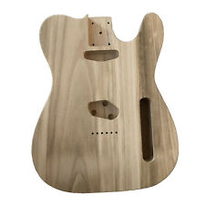 Maple Guitar Body Unfinished T-style DIY Material Luthier Tool Replacement Parts