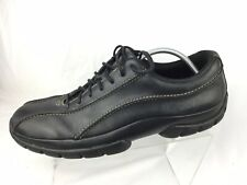 Rockport XCS Mens Black  Leather Casual Oxford Shoes Fashion  Shoes US 13 M