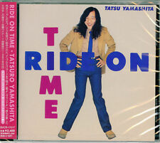 TATSURO YAMASHITA-RIDE ON TIME-JAPAN CD Bonus Track F00