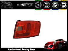 TAIL LIGHT RIGHT VT673P VW JETTA 4 2010 2011 2012 2013 2014 RED