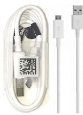Genuine Official S6+S6/S7 Edge Note 5 MICRO USB Rapide Chargeur plomb Câble 1.2 m