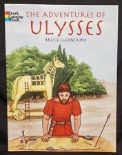 Dover Coloring Book, The Adventures of Ulysses