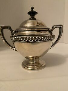 Vintage Silver Plated Trophy CPYC 1957