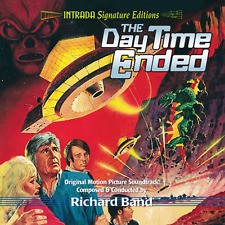DAY TIME ENDED cd sealed intrada OOP