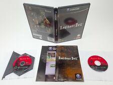 Nintendo Gamecube *Resident Evil* OVP mit Anleitung FSK 18