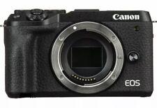Canon EOS M6 Mark II Mirrorless Digital Camera (Black, Body)