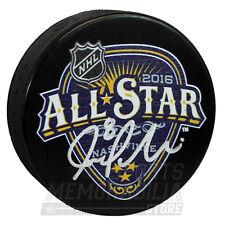 Joe Pavelski San Jose Sharks Signed Autographed 2016 NHL All-Star Puck