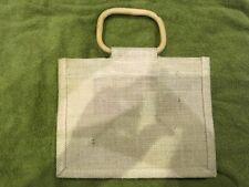 Jutekörbchen (100 % Jute, LxBxH 15cmx23cmx15cm) - NEU