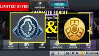 Injustice Gods Amoung Us 25M Power Credit & 25K Nth Metal (IOS Only) : Promo