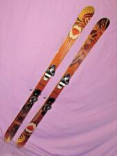 Armada ARW women's freestyle park twin skis 169cm w Salomon z10 Light bindings ~
