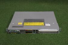Cisco ASR1001-X ASR 1001-X Router w/ 6-built-in GE ports Dual AC Power -1 YrWty