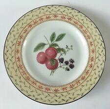 Fruit Sampler Salad Plates x 2 - Johnson Brothers