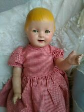 Antique Composition Patsy Style Unmarked Doll, Sweetest Baby Doll