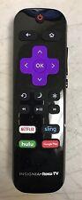 Insignia NS-RCRUS-17 Roku TV OEM Remote Control (52002)