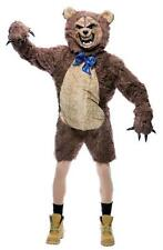 CUDDLES THE BEAR SCARY MEAN NASTY STORY TIME COSTUME PM809597