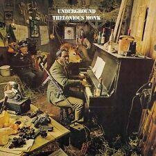 Thelonious Monk Underground CD Very Good Condition